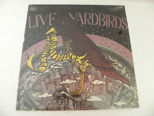 THE YARDBIRDS-Live Yardbirds-SEALED!