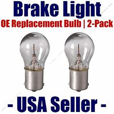 Stop/Brake Light Bulb 2pk - Fits Listed Mercedes-Benz Vehicles - 1156