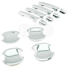 DSP Chrome Door Handle Covers + Grand Bowls XG2411AB fit for TOYOTA Vios Yaris