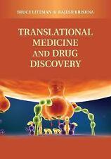 Translational Medicine and Drug Discovery (2014, Paperback)