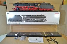 MARKLIN 55440 1 DIGITAL DB 2-10-0 BR 44 LOCO & TRAIN SAFE VISION ROLLING ROAD