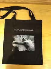 "JOY Division ""Love Will dividerci 'Cotton Tote Bag"