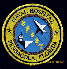 PHILADELPHIA US NAVAL HOSPITAL PATCH PIN UP US NAVY CORPSMAN DOCTOR DOC NURSE