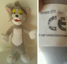 1998 SYLVESTER PLUSH - Gatto Silvestro Peluche Tweety Looney Tunes Plush Figure
