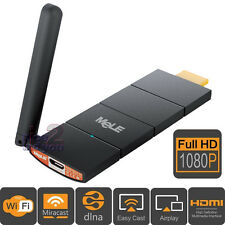MeLE S3 EZCAST Miracast WiFi Dongle DLNA HDMI Tablet Smartphone iOS TV Projector