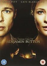 The Curious Case Of Benjamin Button (DVD, 2009)