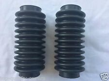 BMW  *11 ribs*  R65 R75 R80 R90 R100 High Quality NEW FORK GAITERS RUBBERS BOOTS