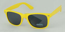 912 OCCHIALI DA SOLE SUNGLASSES LENTI UV 400 giallo