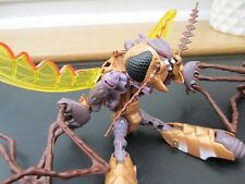 Original 1990s Transquito Mega Transformer Beast Wars Bug to Action Figure
