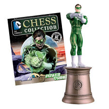 Eaglemoss * Power Ring * #71 DC Comics Chess Magazine Villain Black Bishop