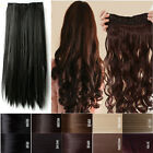 USA clearance sales clip in hair extensions 3/4 full head 100% real mega thick