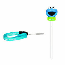 SESAME STREET COOKIE MONSTER STYLUS for Nintendo DS Lite DSi XL 3DS XL 2DS