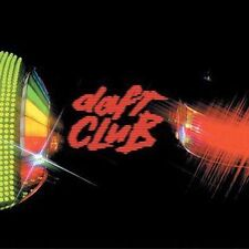 Daft Club by Daft Punk CD virgin records a lot of great remixes