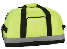 Hi-Vis Holdall/Work Bag - Ambulance Paramedic First Responder First Aid