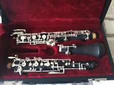 Great advanced oboe C key semiautomatic composite wood oboe