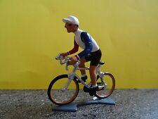 CBG MIGNOT = CYCLISTE EN DANSEUSE = MAILLOT DU CHAMPION DE HOLLANDE