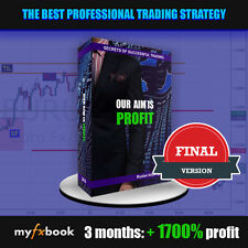 THE BEST PROFESSIONAL TRADING STRATEGY FOR FOREX! + FREE BONUS 2 EA