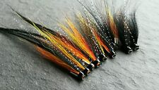 Willie Gunn Salmon Tube Fly Collection x 9 Tubes FREE Stinger Hooks Included