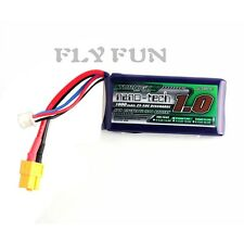 TURNIGY nano-tech 3S 1000MAH 11.1V 25-50C Lipo Battery Pack XT60 JST-XH