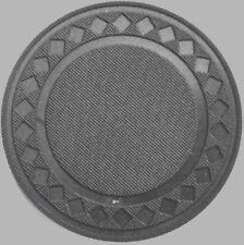 50 Plastic Diamond Design 4 gram Poker Chips (BLACK)