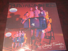 GEORGE HARRISON BRAINWASHED ORIGINAL 2002 LP RELEASE + ORIGINAL STICKER VERIFIED
