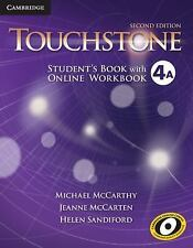Touchstone Level 4 Student's Book a with Online Workbook A by Helen...