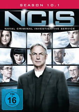 3 DVDs * NCIS -  STAFFEL / SEASON 10.1 - NAVY # NEU OVP =