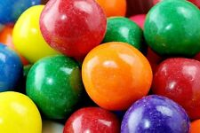 150 GIANT BUBBLEGUM BALLS WHOLESALE SWEETS CANDY PARTY BAGS ASSORTED COLOURS