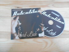 CD Rock Astrolites - Hard Luck (13 Song) Promo HEPTOWN REC