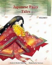 Japanese Fairy Tales Vol. 3 (Japanese Fairy Tales (Numbered)), Imoto, Yoko, Nish