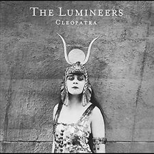 THE LUMINEERS CLEOPATRA CD - NEW RELEASE APRIL 2016