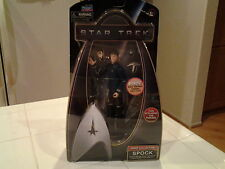 "Star Trek Spock 6"" Action 2009 Warp Collection Playmates figure"
