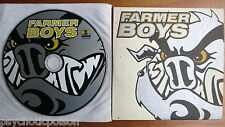 FARMER BOYS ‎– Countrified Promo-CD w. Depeche Mode's Never Let Me Down Again