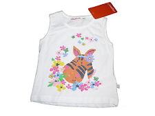 NEU Liegelind süßes T-Shirt Gr. 68 weiß mit Zebra Motiv !!