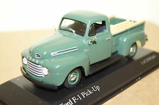 Ford F1 Pick-up grün 1:43  Minichamps neu & OVP 400082060