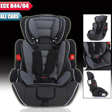 Black Rear Forward Convertible Baby Children Car Seat & Booster Seat For 9-36kg