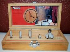 HICKORY WOODWORKING ROUTER BIT SET FINE WOODWORKING ACCESSORIES ~114~