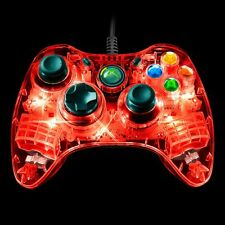 Afterglow Wired Controller for Xbox 360 - Red Officially Licensed