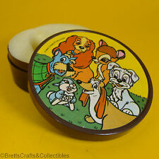 Wade Whimsies - 1981/87 Disney's Series - Plastic Storage Box with Foam