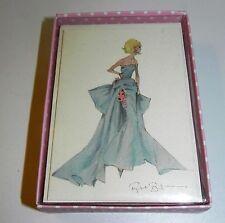 Barbie Delphine Robert Best Graphique De France Notecard Set 10