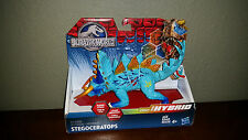 Jurassic World Hybrid Stegoceratops Action Dino Hybrid MIB NEW