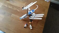 LEGO 2260 Ninjago Ice Dragon Attack 100% complete