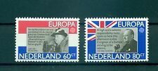 EUROPA CEPT - NETHERLANDS 1980 Famous People