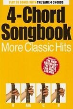 4-Chord Songbook - More Classic Hits, Wise Publications, New Book