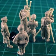Milicast FIG041 1/76 Resin WWII German Staff Officers