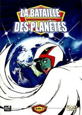 LA BATAILLE DES PLANETES - BATTLE 3 /*/ DVD DESSIN ANIME NEUF/CELLO