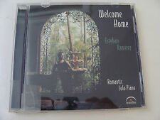 Welcome Home by Esteban Ramirez CD Romantic Solo Piano 2000
