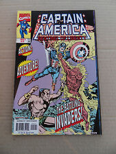 Captain America : Sentinel of Liberty 2 Cov B . Marvel 1998 -   VF - minus