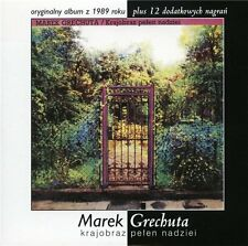 CD MAREK GRECHUTA Krajobraz pełen nadziei + nagrania dodatkowe