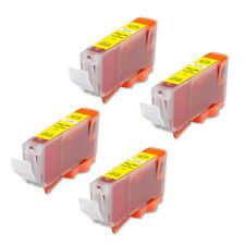 4 YELLOW New Printer Ink for Series Canon CLI-8 CLI-8Y MP600 MP800 MP830 iP6600D
